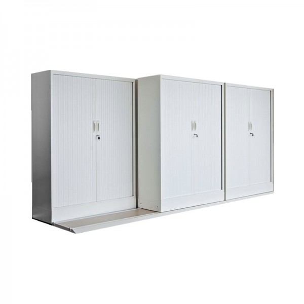 Rayonnage Mobile Armoire 3+2
