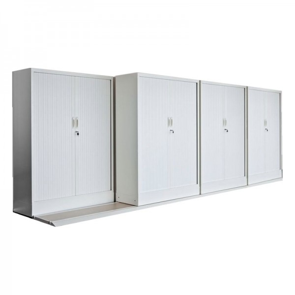 Rayonnage Mobile Armoire 4+3